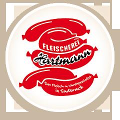 Fleischerei Alfred Hartmann - Logo